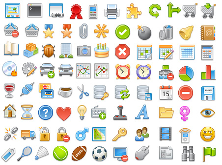 Fatcow Free Icons