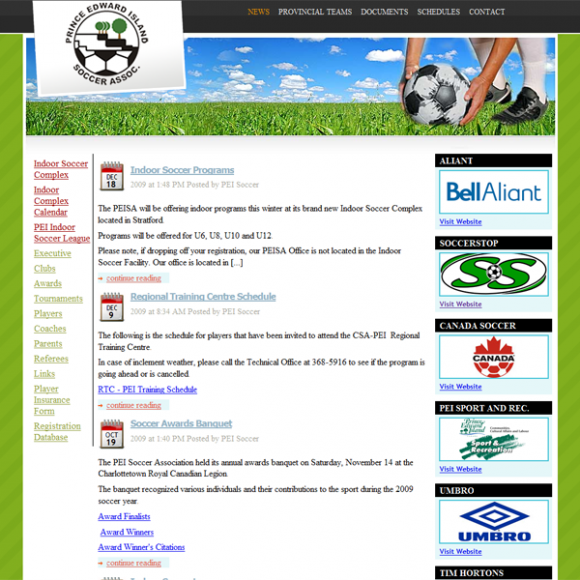 pei soccer association