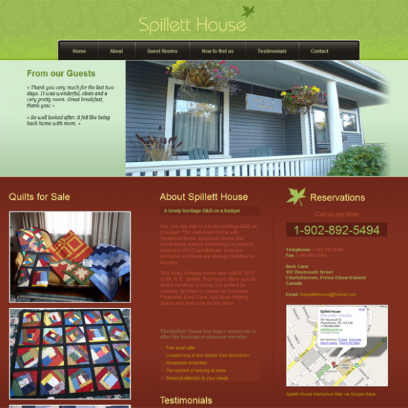 Spillet House Bed and Breakfast