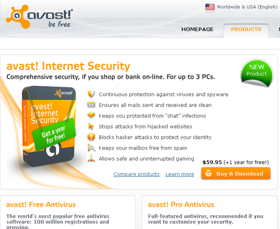 Avast antivirus free download for windows 7 soft series.