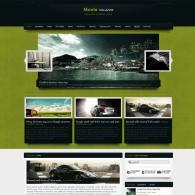 Movie Magazine Professional Premium WordPress Theme
