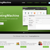 Tweeting Machine – Automating Your Twitter Experience